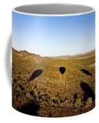 Balloon Shadows Coffee Mug