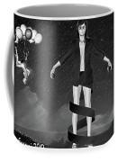 Balloons And Surrealism 2 Coffee Mug