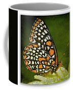 Baltimore Checkerspot Coffee Mug
