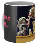 Bar Exam... Coffee Mug by Will Bullas