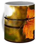 Barbed Autumn Coffee Mug