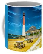 Barnegat Lighthouse Park Coffee Mug