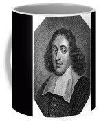 Baruch Spinoza (1632-1677) Coffee Mug by Granger