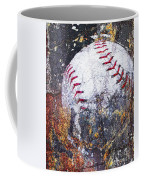 Baseball Art Version 6 Coffee Mug