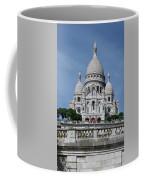 Basilica Du Sacre-coeur De Montmartre Coffee Mug