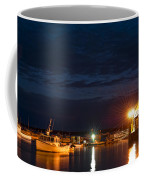 Bass Harbor At Night Coffee Mug