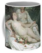 Bathers Or Two Nude Women Coffee Mug