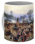 Battle Of Fredericksburg - To License For Professional Use Visit Granger.com Coffee Mug