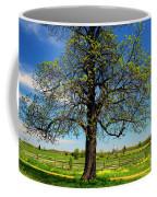 Battlefield Landscape Coffee Mug