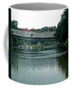 Bavarian Covered Bridge Coffee Mug