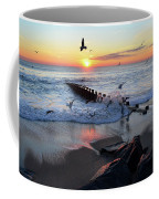 Bay Head Sunrise Coffee Mug