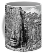 Bayon Faces  Coffee Mug