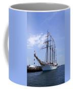 B.e. Juan Sebastian De Elcano Coffee Mug