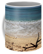 Beach At Grand Turk Coffee Mug