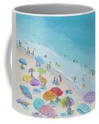 Beach Painting - Summer Love Coffee Mug