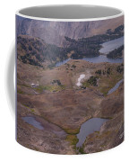 Beartooth Highway Cirques Coffee Mug