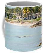 Beautiful Beach And Ocean Scenes In Florida Keys Coffee Mug