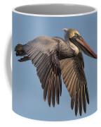 Beautiful Brown Pelican Coffee Mug