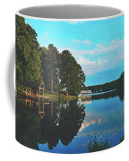 Beautiful Bunn Lake - Zebulon, North Carolina Coffee Mug