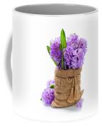 Beautiful Hyacinths Coffee Mug