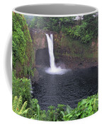 Beautiful Rainbow Falls 2 Coffee Mug