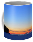 Before Sunrise At Oro Station  Coffee Mug