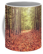 Before The Last Leaf Falls Coffee Mug