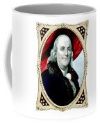 Ben Franklin - Two Coffee Mug