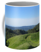 Bend In The Trail Coffee Mug