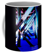 Beneath The Docks Coffee Mug