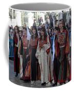 Bethlehemites In Traditional Dress Coffee Mug