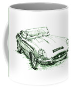 E Type Coffee Mug
