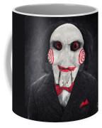 Billy The Puppet Coffee Mug
