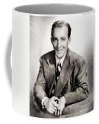 Bing Crosby, Hollywood Legend By John Springfield Coffee Mug