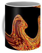 Birth Of A Golden Eagle Coffee Mug