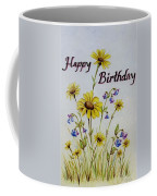Birthday Card Coffee Mug