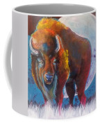 Bison Moon Coffee Mug