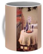 Bistro Mural Detail 3 Coffee Mug