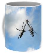 Black Cats Coffee Mug
