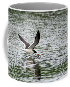 Black Skimmer Fishing Coffee Mug