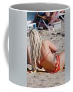 Blondie Braids Coffee Mug