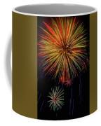 Blooming Fireworks Coffee Mug