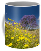 Blossoming Jacaranda Coffee Mug