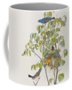 Blue Grosbeak Coffee Mug