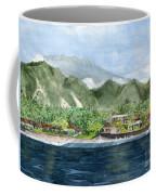Blue Lagoon Bali Indonesia Coffee Mug