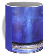 Blue Night Magic Coffee Mug