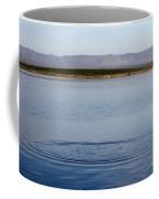 Blue Undulations Coffee Mug