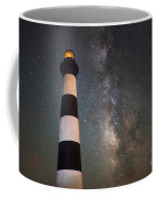 Bodie Island Lighthouse Milky Way Coffee Mug