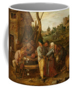 Boer Fisticuffs Coffee Mug