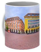 Bolzano Main Square Waltherplatz Panoramic View Coffee Mug